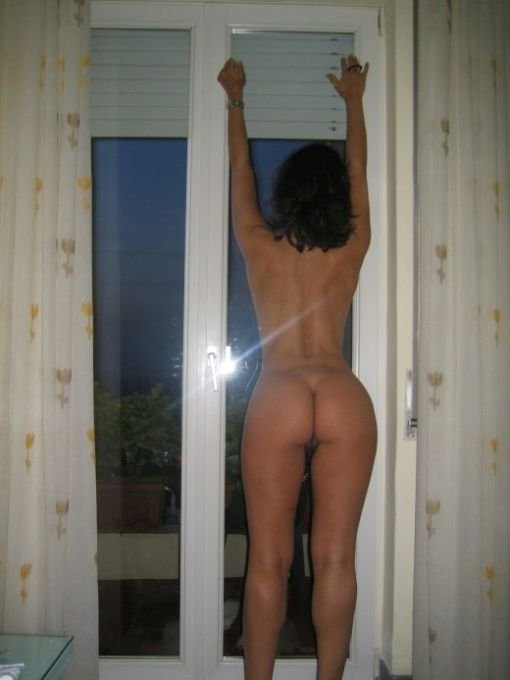Mature Nude Photo Hot Woman Shows Her Perfect Ass