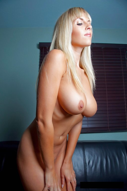 Blonde mature nude women