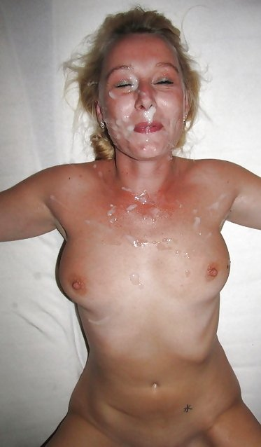 nude mature facial