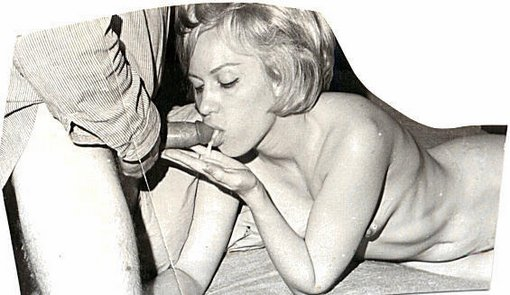 Vintage Oral Sex and Cumshot in Mouth