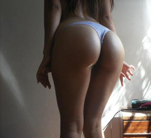 Perfect Latina Ass on Camera