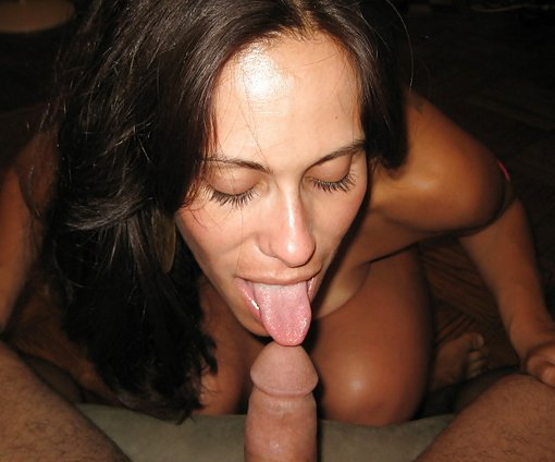 Licked Mature women sucks big cock