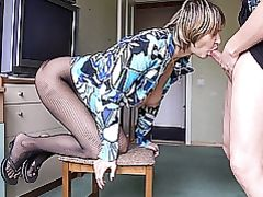 Amateur Mature Blowjob Photo Wife Sucks Husbands Dick