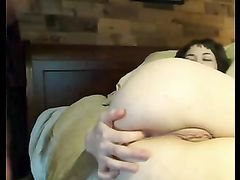 Fucking His Wife in the Ass