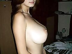 Naked Topless Girl Big Boob Photo