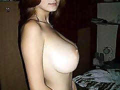Naked Topless Girl Big Boob Photo