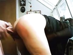 Doggystyle Fuck with Swedish Girlfriend that Reaches Orgasm