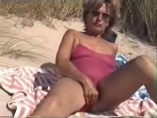 Thank for hairy wife naked on beach message