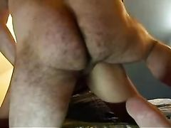 Latina Wife Spreads Her Legs for Orgasmic Anal Sex