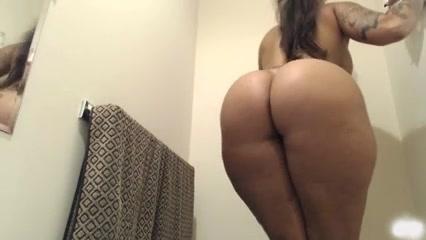 Amateur Latinas Masturbating Videos - Latina with a big round ass masturbating - real home made ...